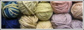 Ecotintes Wool Colors