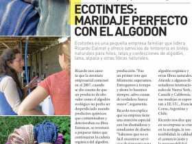 "Entrevista a Ecotintes en Revista ""Somos Empresa"""